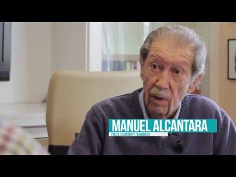 #TutoríaCon Manuel Alcántara