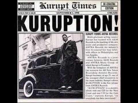 Kurupt - The Life I Live