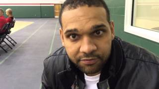 Meet Jared Dudley