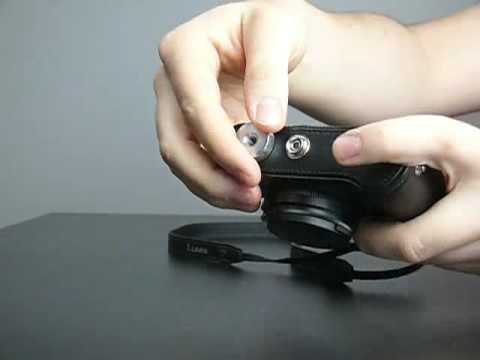 Panasonic LX3 - Leather case Music Videos