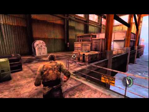 TLOU - Warehouse Brawl