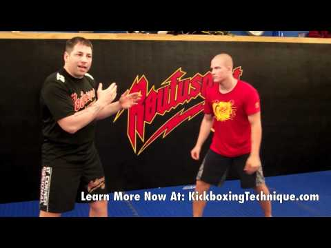 Kickboxing Technique: Head Kick Setup [Duke Roufus & Erik Koch] Image 1