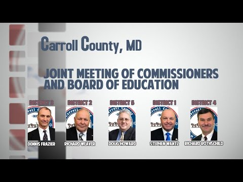 Joint Meeting of Board of County Commissioners and Board of Education held on Feb. 2, 2016