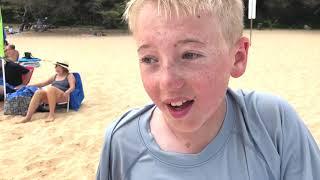 Ocean Fortnite Dance Challenge!