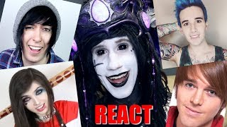 Reacting to Every Emo Youtuber Ever