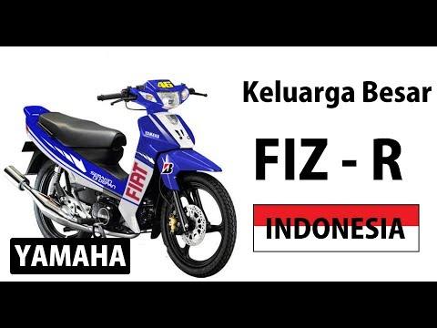 Keluarga FIZ R Indonesia