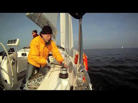 Marina Di Ravenna - Xxx Campionato Invernale - 2a Prova video