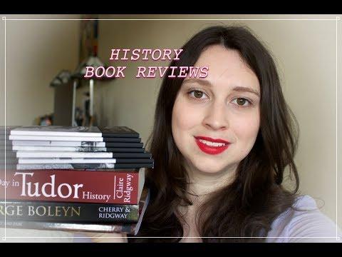 History Book Reviews #12