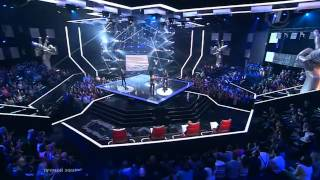 The voice of Russia - L, Agutin (Airports)