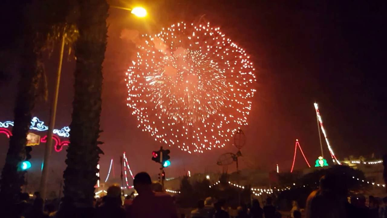 "[""Woah!"" The Way This Fireworks Show Ended Was Absolutely Spectacular] Video"