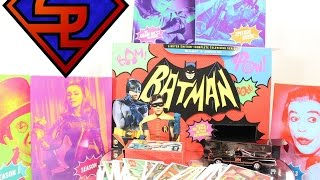 Batman Classic TV Series Blu-Ray Limited Edition Set Unboxing & Review!