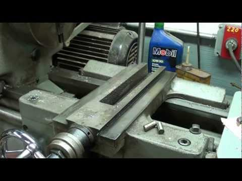 MACHINE SHOP TIPS #62 Atlas Lathe Gibs Part 2 tubalcain