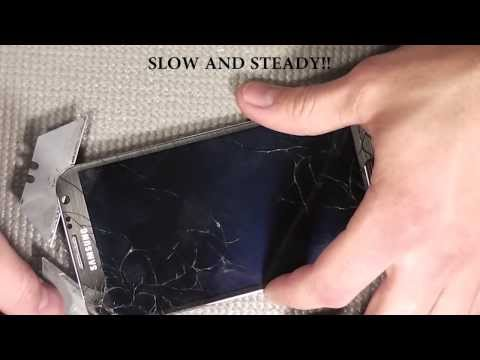 Samsung Note 3 JUST THE GLASS Replacement (Note 2 as well)