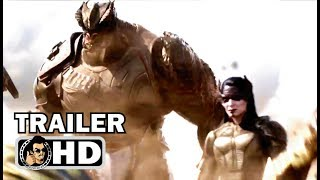 "AVENGERS: INFINITY WAR ""Black Order Attacks Wakanda"" TV Spot Trailer NEW (2018) Marvel Movie HD"