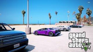 download lagu Gta 5 Real Life Graphics Lamborghini Aventador Insane Redux gratis