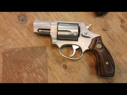 Taurus model 605 .357/.38 Revolver Review.