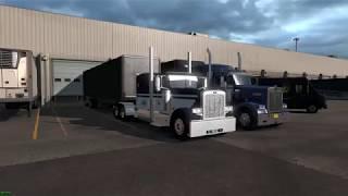 American Truck Simulator Colt Transport Peterbilt 389 1.32 beta
