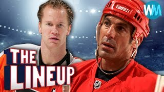 Top 10 Greatest NHL Defensemen of All Time - The LineUp Ep. 18