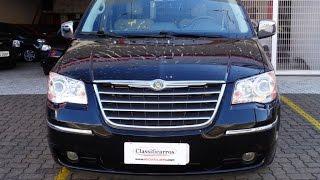 Chrysler Town Country V6 3.6 24v Automática - 2009