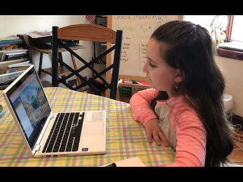 Distance Learning Shows Catholic School Students What 'Friends Are For'