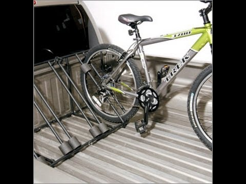 Diy Truck Bike Rack Truck Bedrack 4 Bike Rack