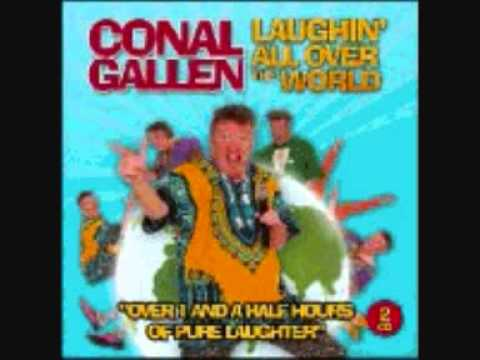 Conal Gallen - Do Your Ears Hang Low