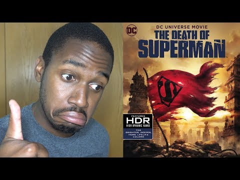 The Death of Superman Movie REVIEW thumbnail