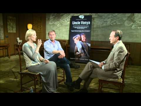 Cate Blanchett on Reviving Theater Classic 'Uncle Vanya' for Modern Stage