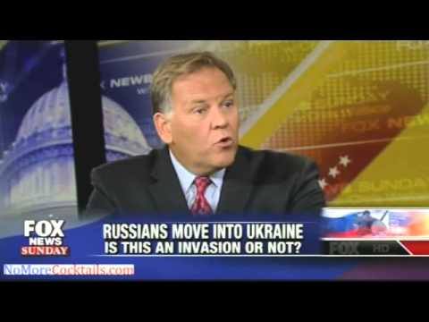 Mike Rogers: Russian troops with Russian armor are in not in Ukraine on