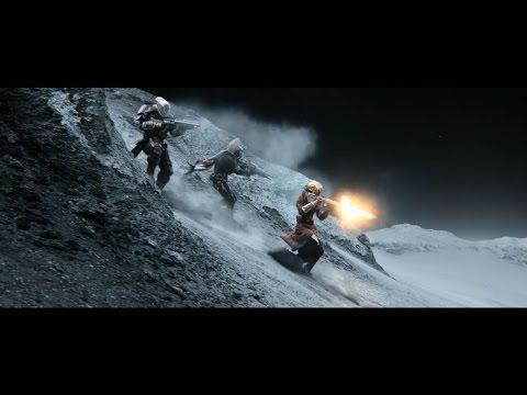Destiny 実写版トレーラー「全てを超える」