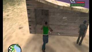 Gta San Andreas Armagedon Mod parte2