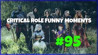 Laura Bailey being Laura (Critical Role Ep. 95)