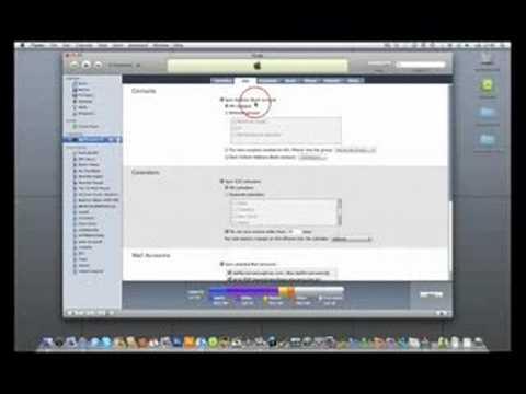 Video Aula - Usando o iTunes com o iPhone