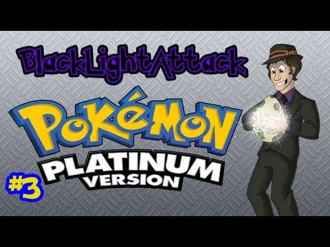 Let's Play Pokemon Platinum Egglocke - Episode 3