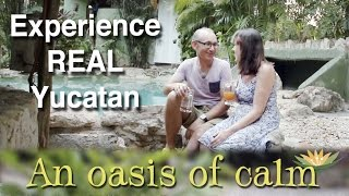 Video: Authentic Yucatan At Genesis Ek Balam