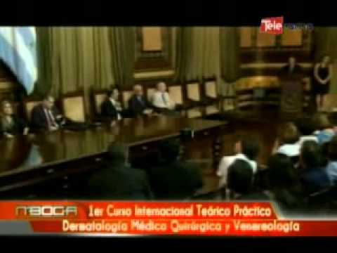 1er. Curso Internacional Teórico Práctico Dermatología Médica Quirúrgica y Venereología