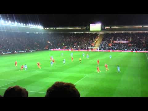 Southampton 3-1 Man City (From the fans End)