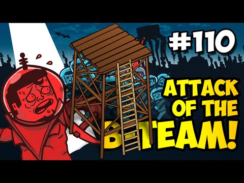 Minecraft: GOBLIN WATCH TOWER - Attack of the B-Team Ep. 110 (HD)