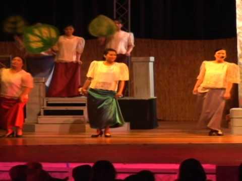 Pobreng Alindahaw Rosas Pandan  -  Sacramento Sinag-tala 2010 video
