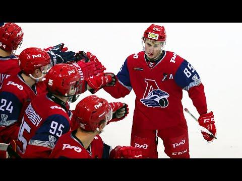 Плей-офф МХЛ'19/20: «Локо» — ХК «Рига» — 4:2