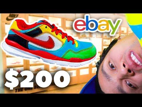$200 EBAY SKATE SHOES?! | VALID BUY