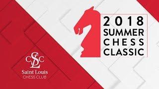 2018 Summer Chess Classic: Round 3