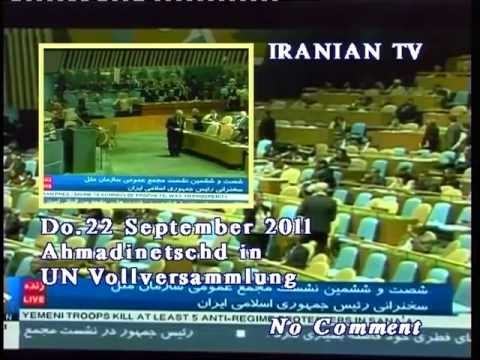 IRANIAN TV 25.09.2011 Nachrichten+Local News+Interview