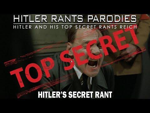 Hitler's secret rant