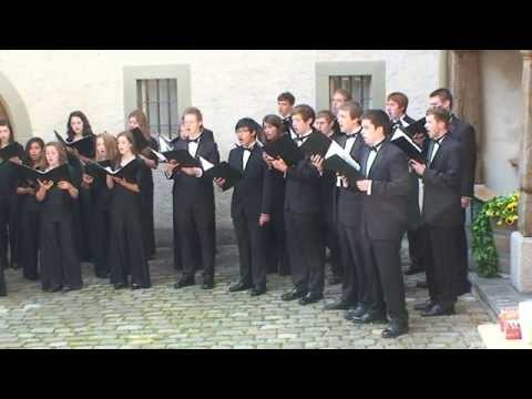 Hesston College Choir