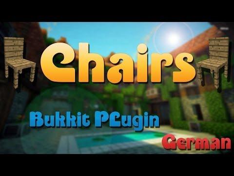 Chairs Reloaded ● Bukkit PlugIn Tutorial ● BrokenBukkit [1.7.5 German]