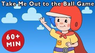 download lagu Take Me Out To The Ball Game  Nursery gratis