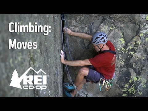Rock Climbing: Climbing Moves