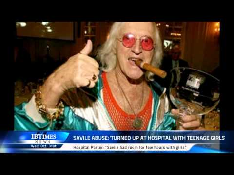 Savile abuse: 'Turned up at hospital with girls'