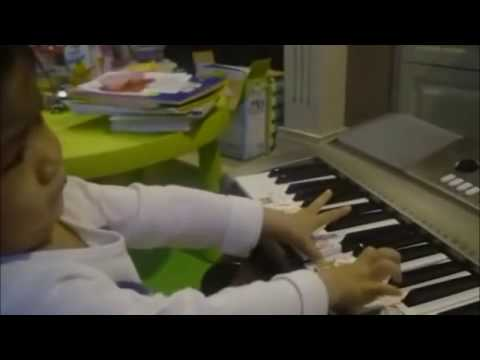 Even Babies Can Learn to Play Piano